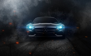 Picture Mercedes-Benz, AMG, C190
