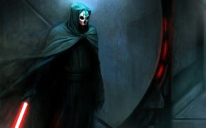 Picture Sith, lightsaber, Darth Nihilus