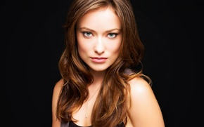Picture look, face, actress, Olivia Wilde, olivia wilde