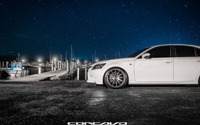 Picture machine, auto, wing, Lexus, auto, F-Sport, Wheels, Concave, GS350