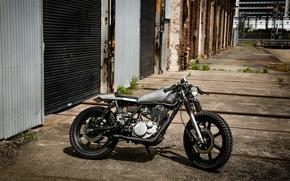 Picture Yamaha, Custom, Scrambler