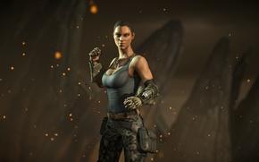 Picture mortal Kombat, Mortal Kombat X, Jackie Briggs