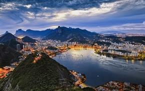 Picture the city, Bay, Brazil, Rio de Janeiro, Guanabara