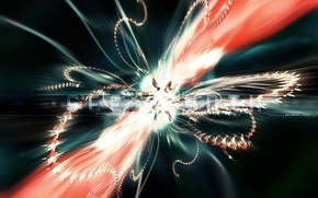 Wallpaper AMPLIFIER404, abstract, dark, hate, SeeJay, collab
