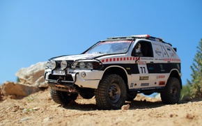 Picture Auto, BMW, jeep, Paris, Dakar, Dakar, The front, Service Car