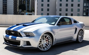 Picture Mustang, Ford, Car, NFS, Hero