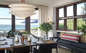Picture design, house, style, room, Villa, interior, dining room