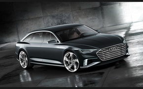 Picture Concept, grey, Audi, Audi, Before, 2015, Prologue, avant, prologue