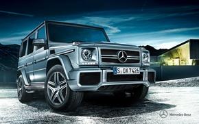 Picture Mercedes-Benz, 2012, Mercedes, g, Gelandewagen, G-class, w463, Stationwagon
