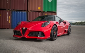 Wallpaper Alfa Romeo, alpha, Romeo, 2015, Zender