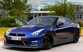 Picture Nissan, GT-R, Nissan, R35, UK-spec, 2015