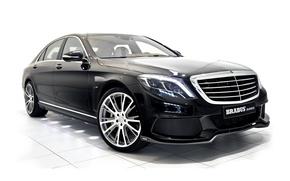 Picture Mercedes-Benz, Brabus, BRABUS, Mercedes, 2013, W222, S-Class