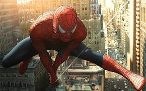Wallpaper jump, the film, spider-man, Spiderman, spider-man