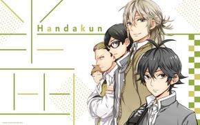 Picture anime, art, Handa-kun, Han-Kun
