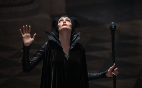 Picture Angelina Jolie, Movie, Maleficent
