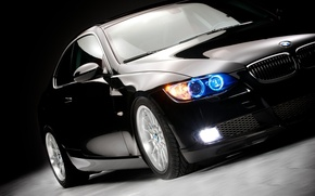 Picture lights, BMW, BMW, 335i, E92
