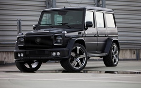 Picture Mercedes Benz, W463, GClass, Tuned by Prior Design