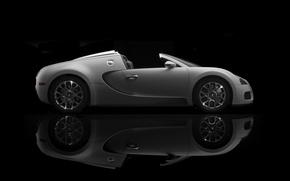Wallpaper sport, grey, convertible
