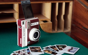 Wallpaper Lomoinstant, photographic machine, Lomo Instant Automat, Lomography, automat, photography, memories, photo
