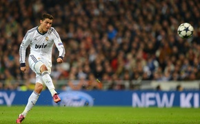 Picture star, real madrid, football, portugal, Real Madrid, ball, Ronaldo, Cristiano, viva ronaldo, bwin