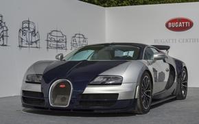 Picture veyron, bugatti, vitesse