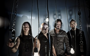 Picture music, rock, rock, disturbed, disturbed