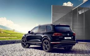 Picture Volkswagen, Touareg, Volkswagen, Touareg