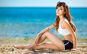 Picture sexy, beautiful, asian