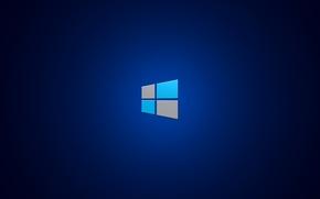 Picture minimalism, brand, minimalism, brend, 2560x1600, logo, windows 8, logo