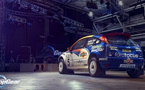 Picture Ford, Top Gear, Focus, WRC, Colin McRae, Martini Racing