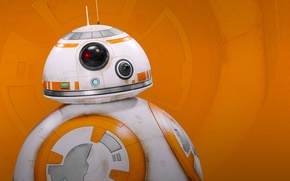 Picture Robot, Star Wars: The Force Awakens, Star wars: the force awakens, BB 8