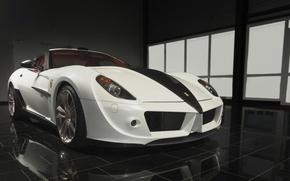 Picture Ferrari, 599, Mansory, Stallone