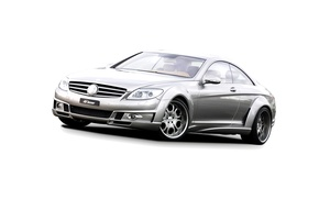 Picture Mercedes-Benz, Mercedes, 2013, FAB Design, C216, CL 600