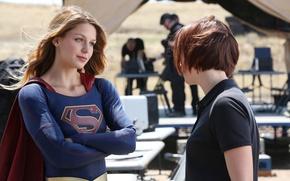 Picture The series, Comics, DC Comics, Supergirl, Kara Zor-El, Melissa Benoist, Melissa Benoist, Supergirl, Kara Danvers, …
