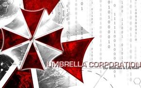 Picture resident evil, umbrella, corporation