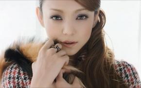 Picture music, Girls, portrait, Amuro Namiech