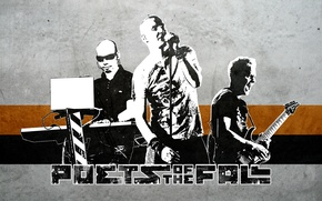 Picture music, group, rock, rock, Marco Saaresto, Ollie tukiainen, poets of the fall, Poets of the …