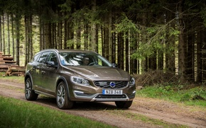 Picture Volvo, Volvo, Cross Country, V60, 2015