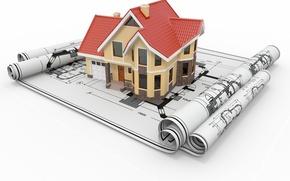 Picture house, design, plans