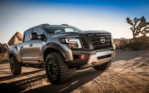 Picture Concept, Nissan, pickup, Nissan, Titan Warrior, Titan warrior
