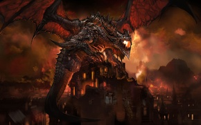 Picture Dragon, WoW, World of Warcraft, Cataclysm