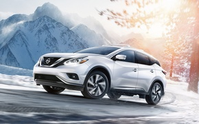 Picture Auto, Machine, Nissan, Car, Murano
