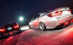 Picture Lexus, Japan, cars, stance, Lexus LS460