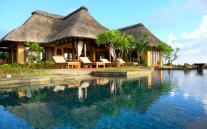 Picture Cities, Bali, Indonesia, Pools, Resort, Bungalow