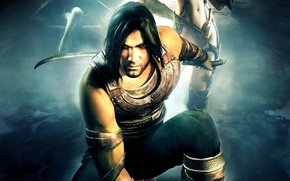 Picture look, weapons, armor, art, Prince of Persia: Warrior Within, art, Warrior Within, Warrior, Shadi, Prince …