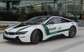 Picture BMW, police, dubai