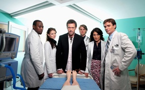 Wallpaper hospital, the series, house