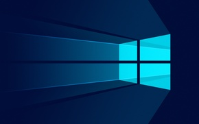 Wallpaper Microsoft, Microsoft, Windows 10