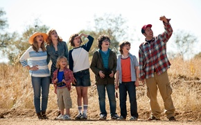 Picture children, Drew Barrymore, Bella Thorne, Mixed, Blended, Adam Sandler