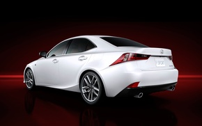 Picture car, Lexus, wallpapers, new, 2013, F-Sport, IS 250